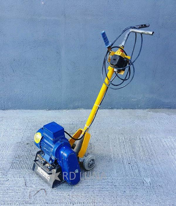 Fresadora de suelos Monofásica FR-200