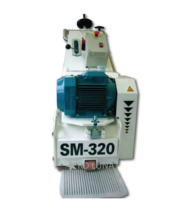 Fresadora Ranuradora Airtec SM-320